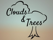 Clouds and Trees logo